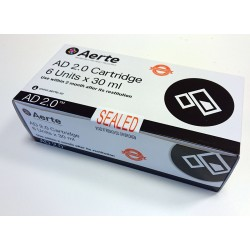 Aerte AD 2.0 Refill H202, 6 cartridges