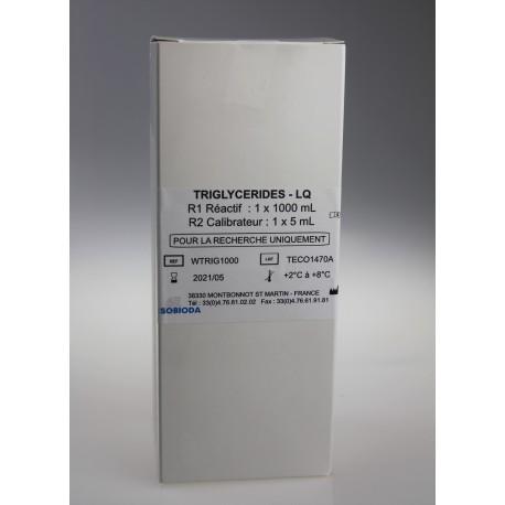 Triglycérides SOBIODA