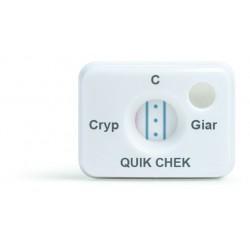 GIARDIA/CRYPTOSPORIDIUM QUIK CHEK™