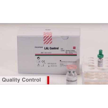 Contrôle LAL pour le β-Glucan Test - Fujifilm WAKO