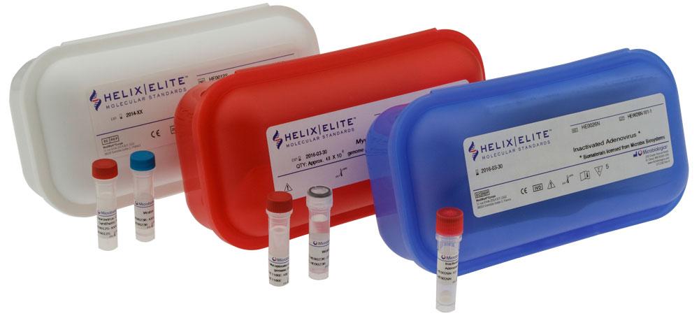 contrôles moléculaires Helix Elite™