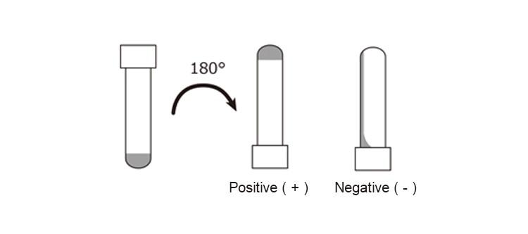 Technique par gélification pour la détection des endotoxines bactériennes