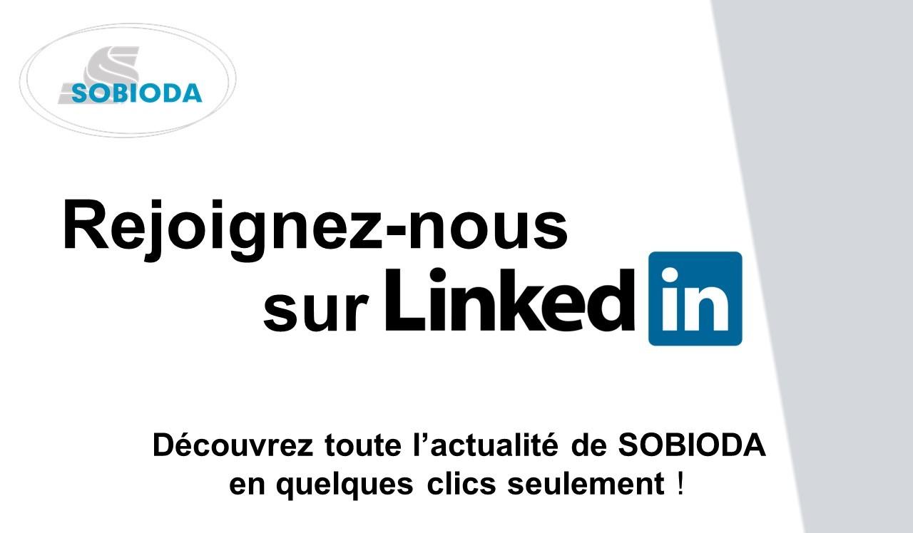 Rejoignez-nous sur LinkedIn